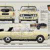 Rover P6 2000TC 1970-73
