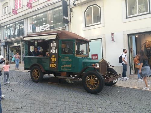 Quelques trouvailles a Lisbonne