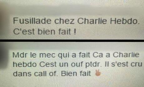charlie hebdo twitter terrorisme justice