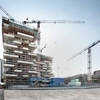 bosco verticale_chantier terrasses