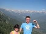 Kings Canyon et Sequoi National Parks (25 juillet)