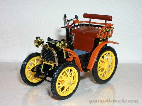 Renault voiturette type A 1899