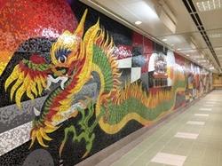Artistic life in Taiwan