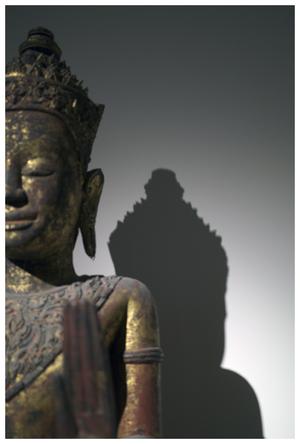 L'Âme du Bouddha.