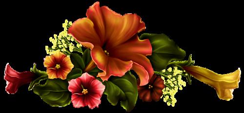 Ornements Floraux Série 35