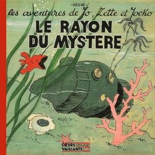 Le Rayon du mystère - Version d'origine Coeurs Vaillants