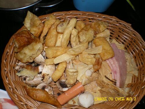 Une fondue chinoise -鍋色天香 Au Ciel