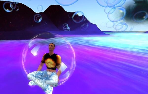 Être dans sa bulle
