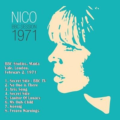 Place aux Femmes! Nico - BBC 1971
