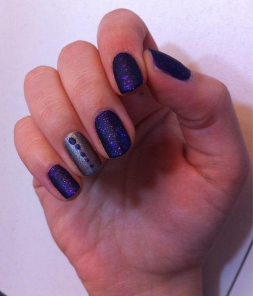 Calendrier De L'Avent #16: Du velours sur les ongles