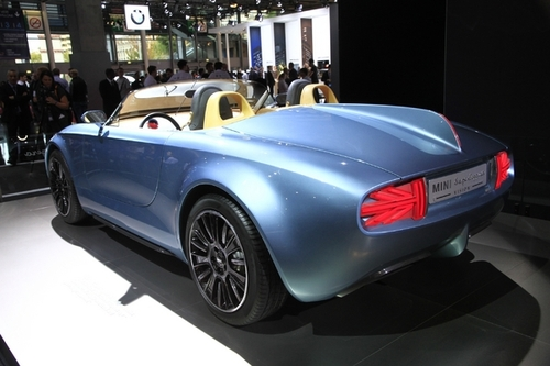 #MINI : Concept superleggera vision