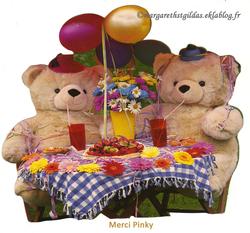 Journée Bisounours - Kisses Teddy Beards day.