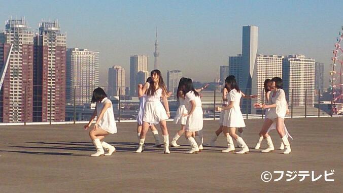 MV Morning Musume。The Big Chance Fuji TV