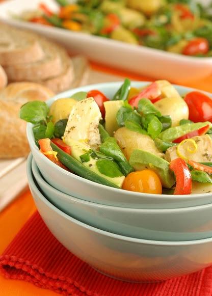 Salade de viande