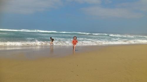 Repos et plage...