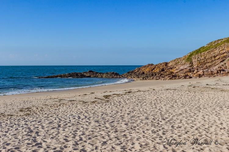 Bretagne : Erquy la plage