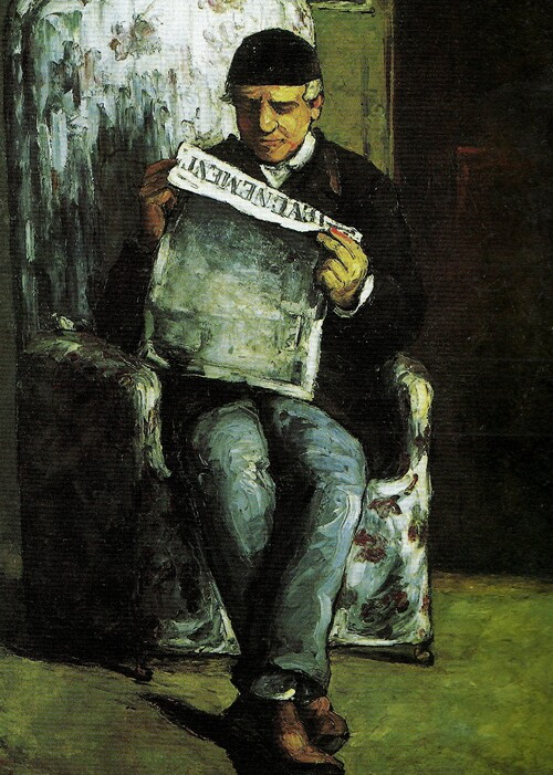 1 Cézanne / un impressionnisme prudent ...