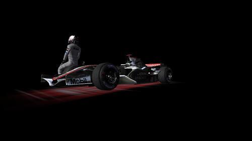 Team Mclaren Mercedes F1