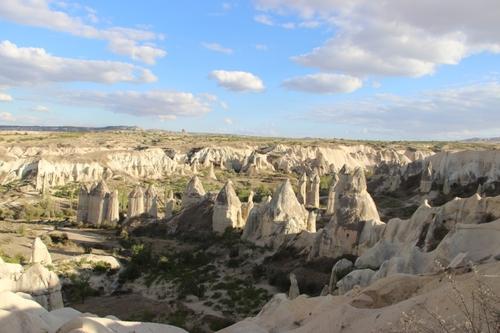 En Cappadoce, la vallée des amoureux
