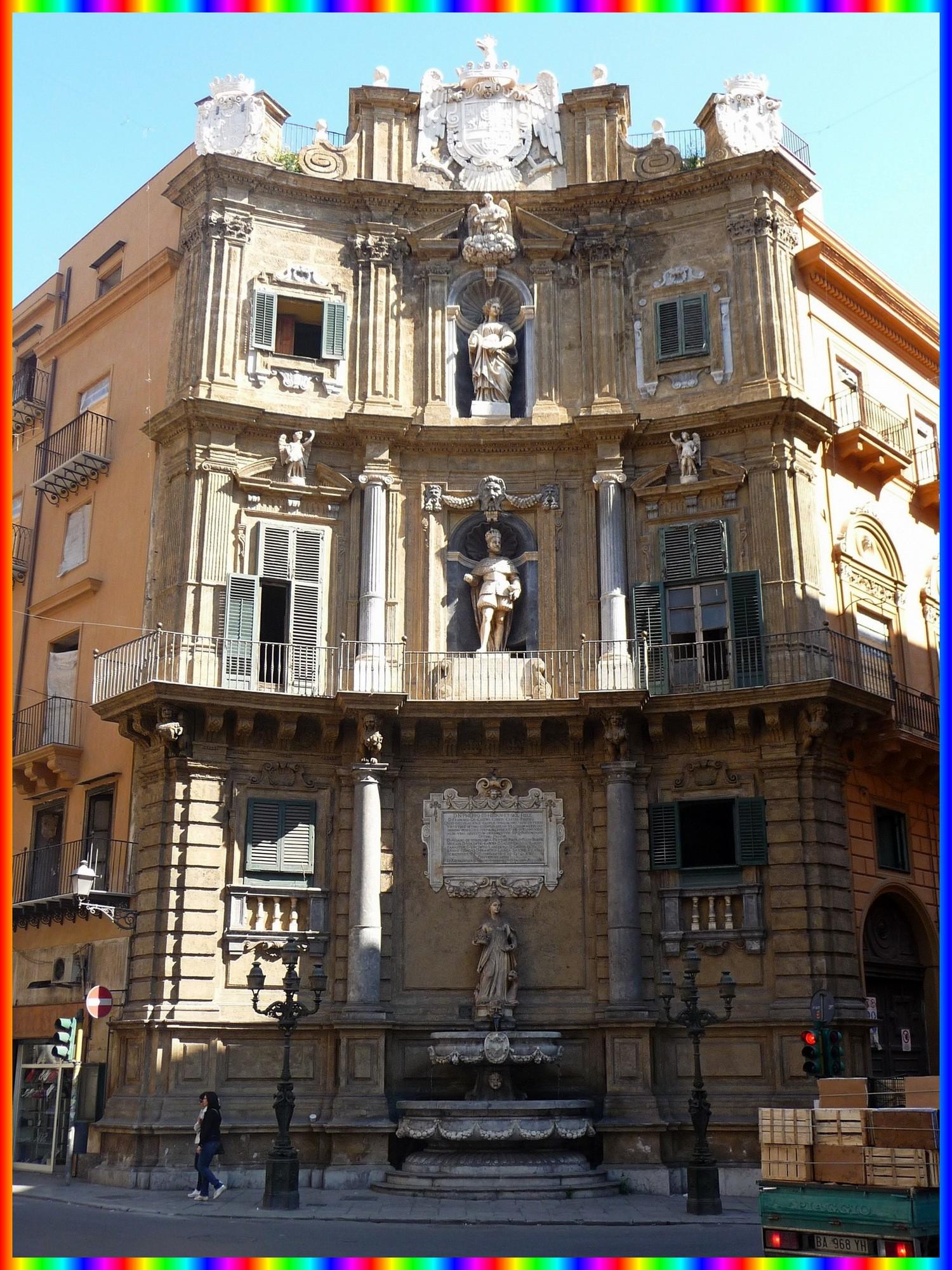 Piazza dei Quattro Canti
