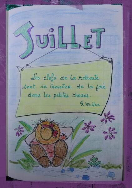 Bullet Juillet 2018