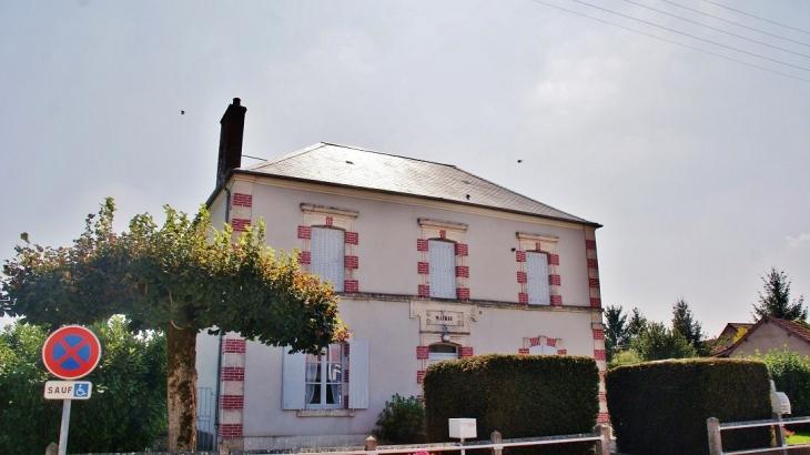 La Mairie - Lugny-Champagne
