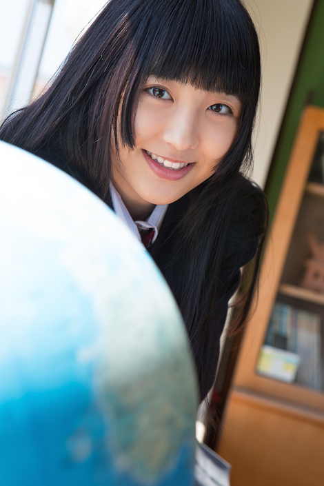 WEB Gravure : ( [Minisuka.tv] -   2017.04.27 NewComer 2017 Special Gallery No.5   Ai Takanashi/高梨あい & Anju Kozuki/香月杏珠 )