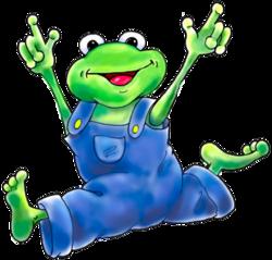 Résultat du défi croac !!! les grenouilles