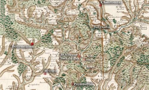 Le camp de Saint-Ouen-des-Gâts....