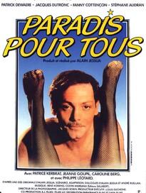 BOX OFFICE FRANCE 1982 PARADIS POUR TOUS