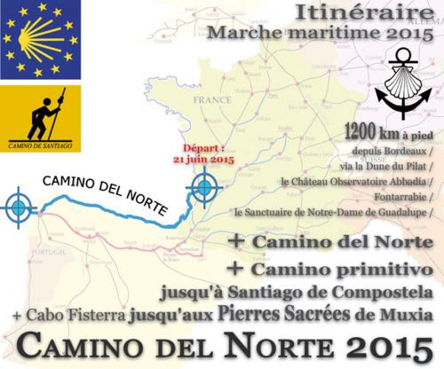 Marche Maritime de Jean-François Aillet