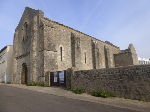 jeudi - Château d'Olonne - Saint Jean d'Orbestier