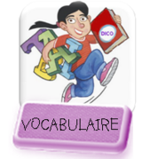 VOCABULAIRE