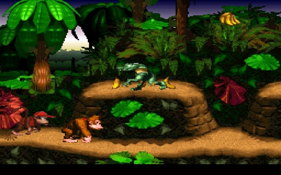 Donkey Kong Country s