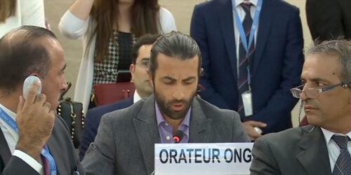 Le fils du fondateur du Hamas devenu chrétien remet en question l'Autorité palestinienne devant l'ONU