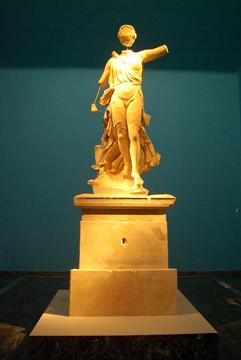 Olympie - musée - La Victoire