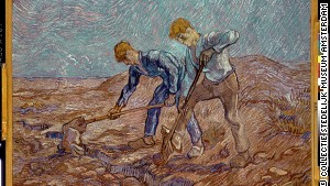 "Mons City    CNN d top 10 , 2015 ,Van Gogh's ""The Diggers"" will be part of Mons' new exhibit."
