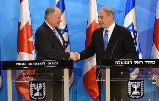Benjamin Netanyahou dénonce «le poison de la propagande anti-Israël en Occident»
