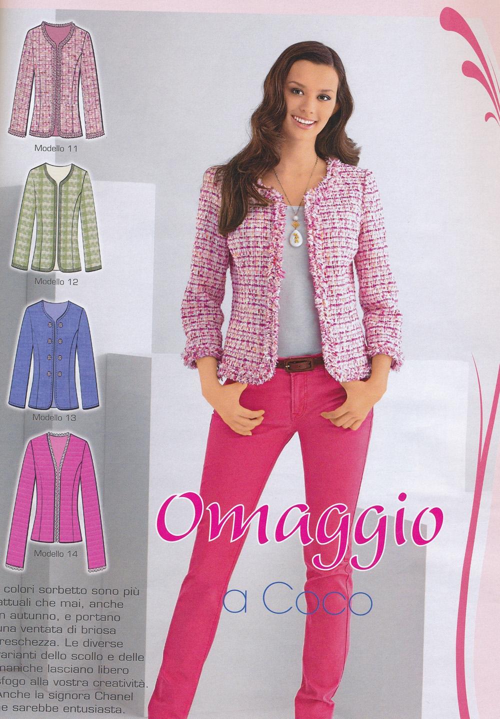 142c3682f7d Patron veste femme style chanel – Modèles coûteux de vestes