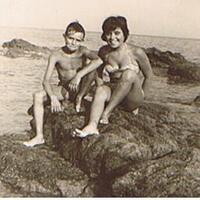 Mes cousins, Marcel et Annie