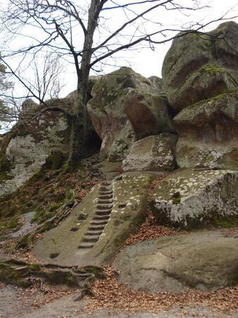 Le stonehenge d'Ukraine
