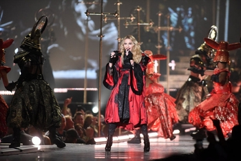 Madonna - Rebel Heart Tour - 2015 10 01 - Detroit, MI, USA (35)