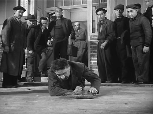 DES GENS SANS IMPORTANCE - BOX OFFICE JEAN GABIN 1956