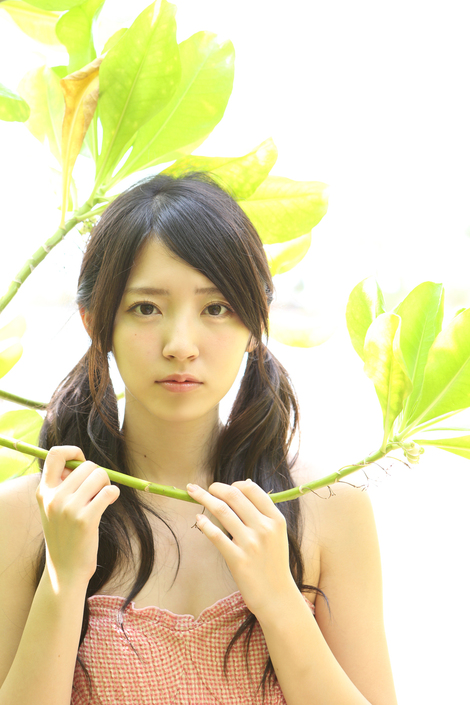 Gravure idol session : ( [Hello! Project Digital Books] - |2014.11 Vol.124| Airi Suzuki )