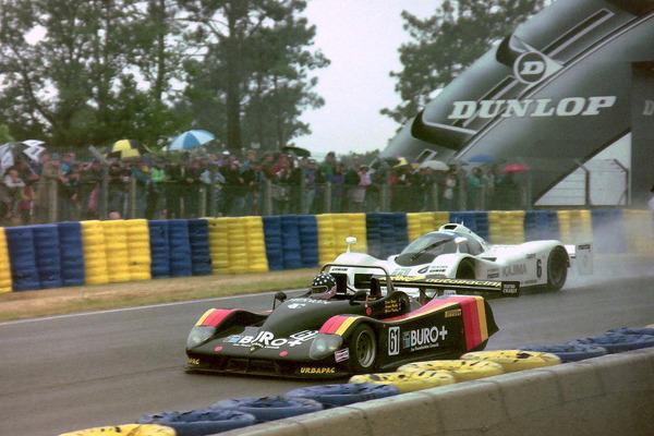 Le Mans 1992 Abandons