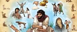 """Livre """"Big Bible challenge"""""""