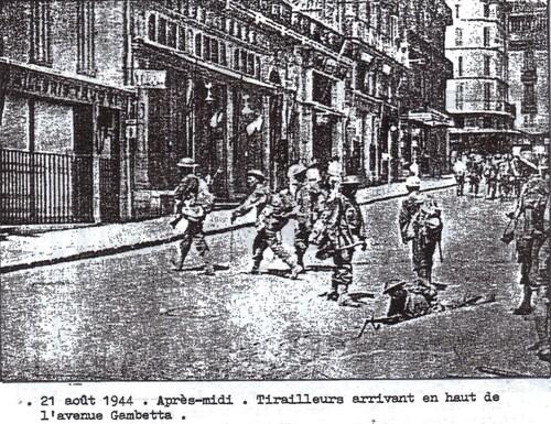 Etape n° 5 - 17-21 Août 1944 : La Bataille de Hyères- 1ère partie