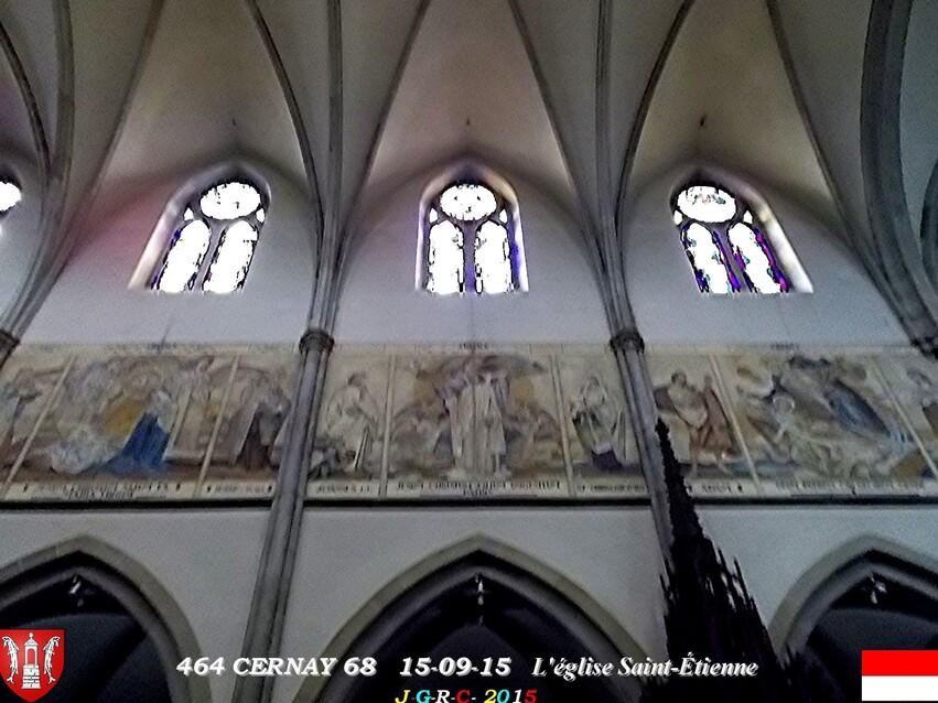 15/09/2015 EGLISE SAINT ETIENNE DE CERNAY 68   2/3   D 10/01/2016