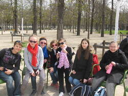 Classe transplantée PARIS
