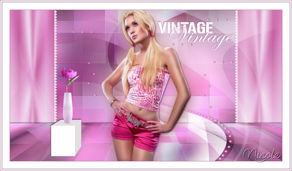 Tutorial Vintage